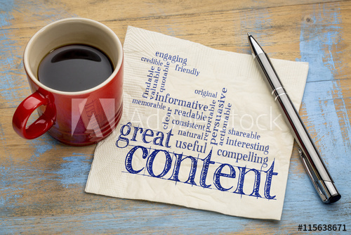 What is Content Writing and Content Marketing